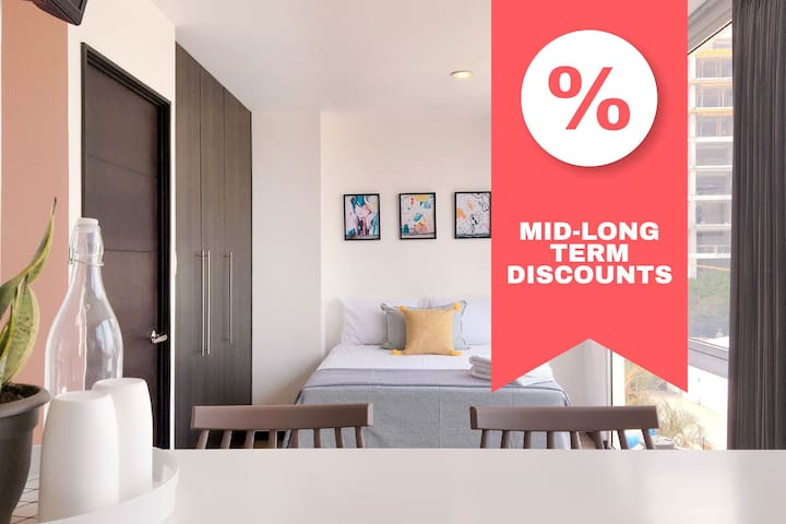 ✸DISCOUNT✸ Stylish Studio in 4 Grados / 2 PPL