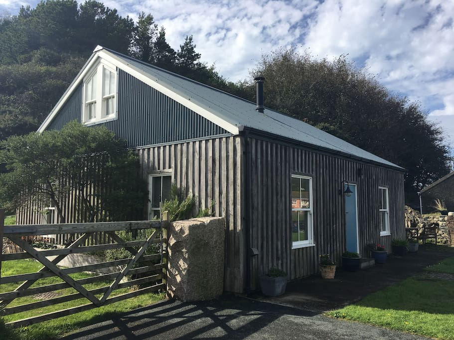 Jack S House Houses For Rent In Porthgain Wales United