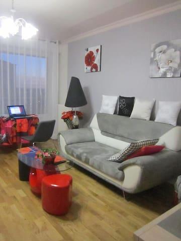 les poussins - Lisieux - Appartement