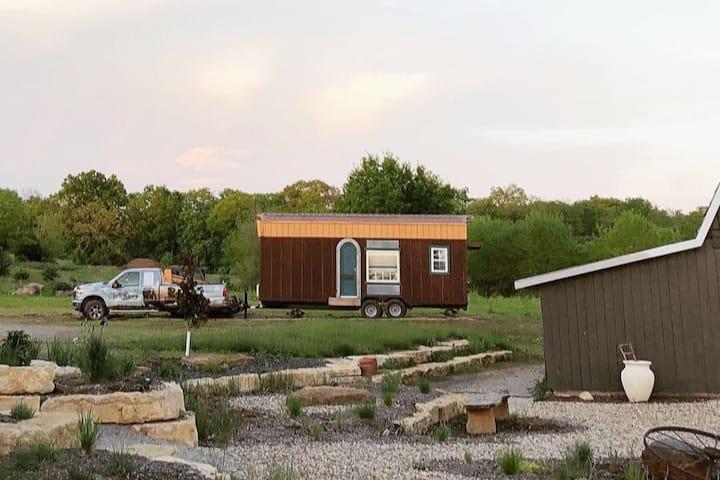 Tiny Barn Oasis