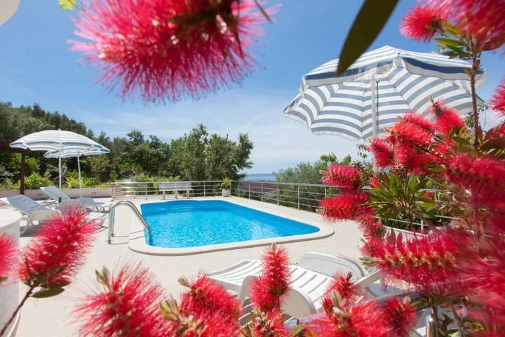 Villa NOA, apartment for 4 persons - Makarska - Apartamento