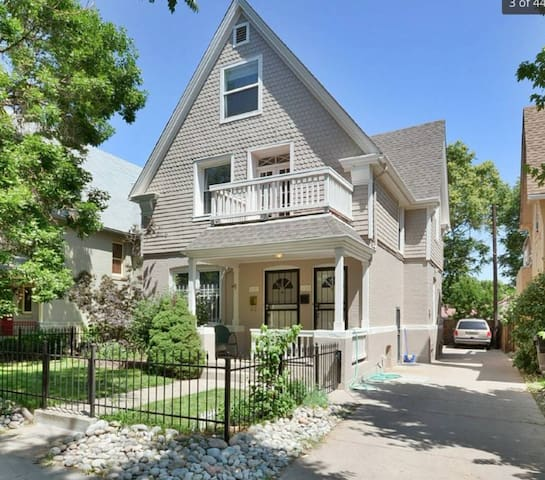 Victorian Condo Experience with TONS To Do! - Denver - Wohnung