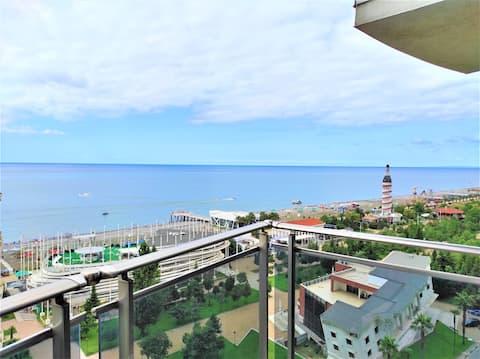 NEW LIFE sea view (Orbi Sea Towers)