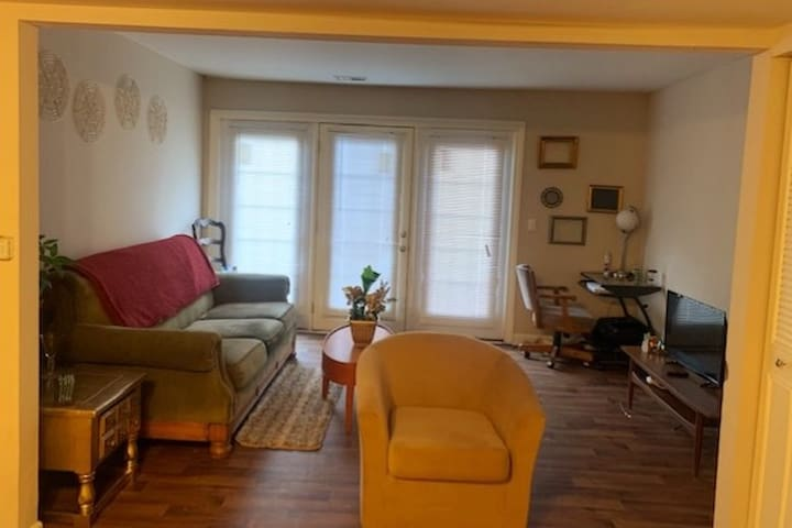 Cozy Secure 2BR Home in Downtown STL