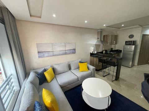 Incantevole appartamento di 2 stanze a Palmiers - Maarif