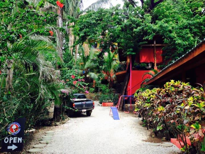 **garden apartments** 300 mts from PELADA beach