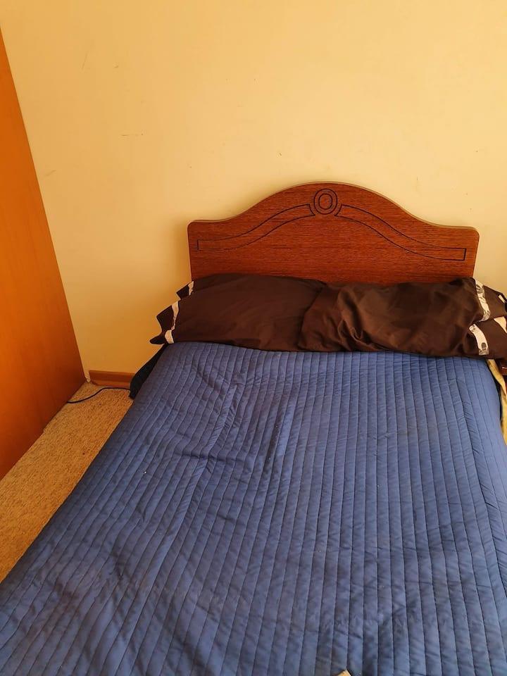 1 dormitorio con gran hospitalidad