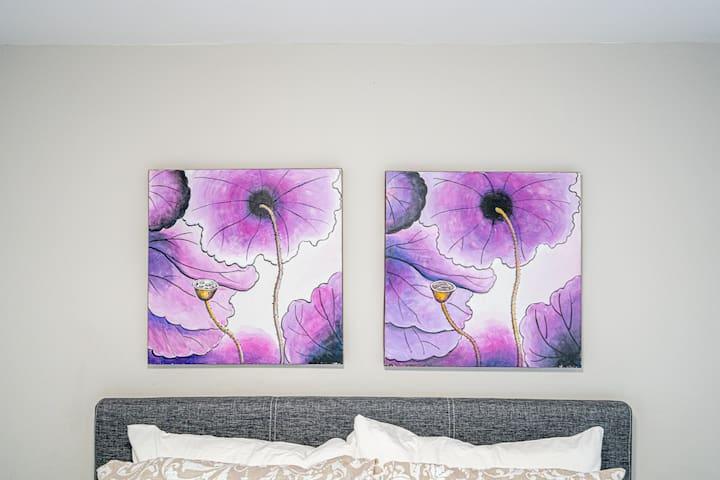 Love of Purple