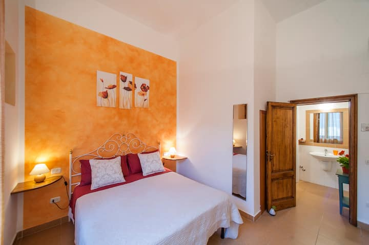 B&B in the quiet of Siena