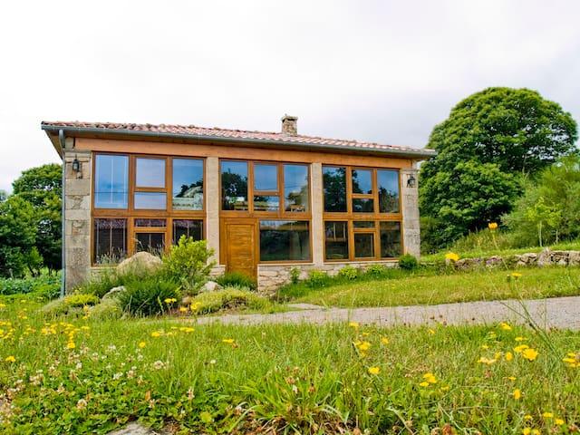 Palleira - casa privada en ecoagriturismo