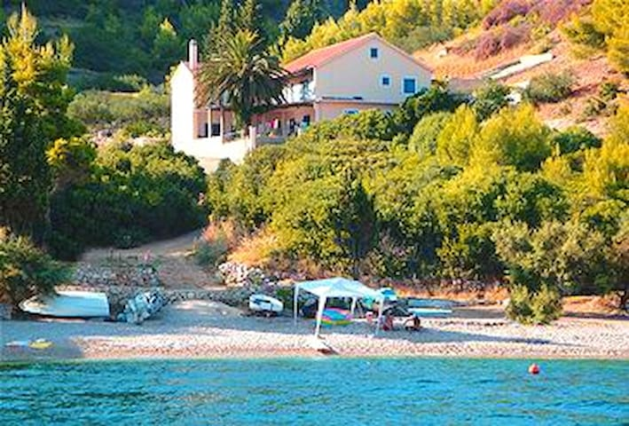 Romantic dream holiday, island Hvar