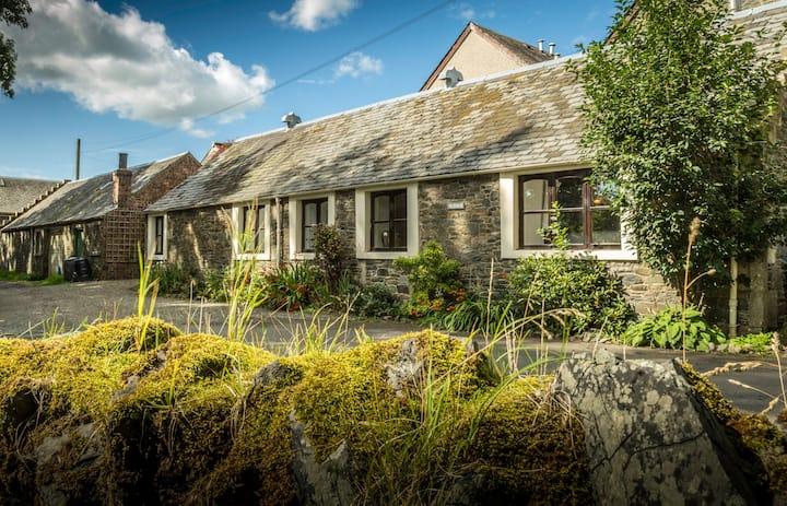 The Trail House, Peebles & Glentress
