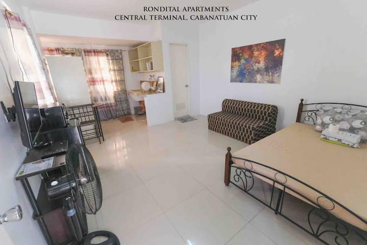 Cabanatuan - Fully Furnished Studio Apartment 1