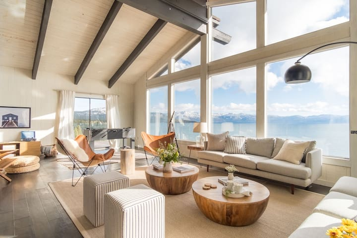 Stunning Views! Modern Cabin Perfect for Ski Season!❤ Lakeview by AvantStay