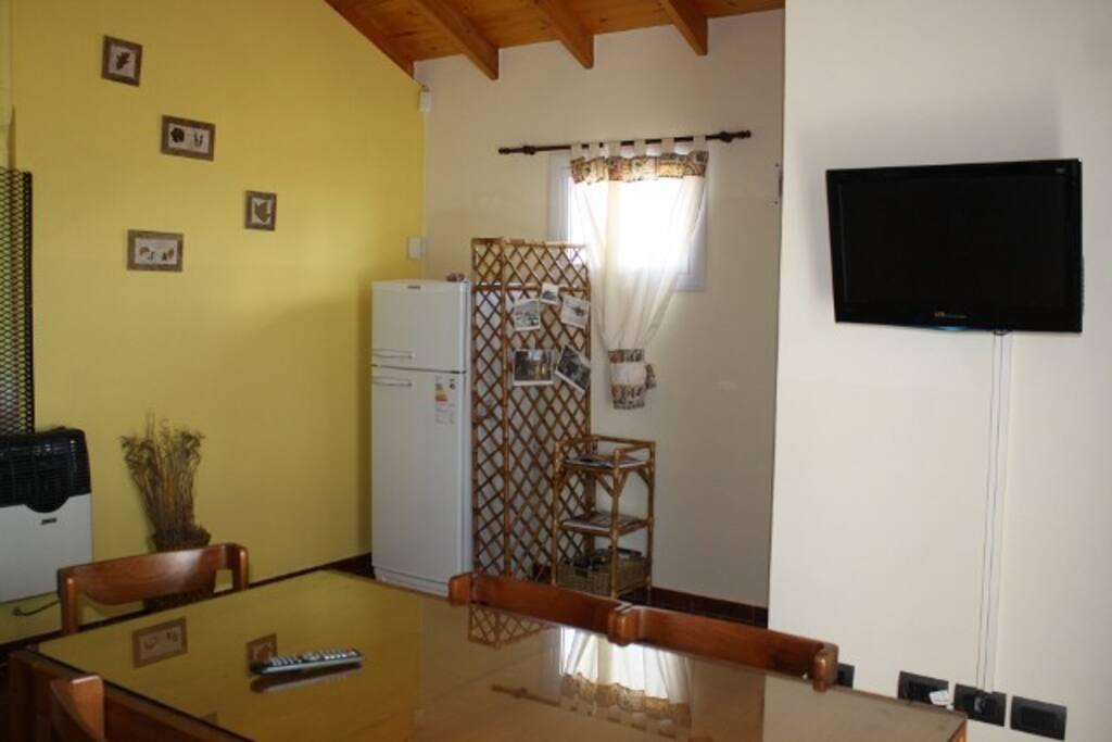 Casa 1 living-comedor