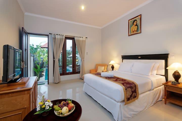 U Tube Hotel & Spa, Uluwatu - Suite Room