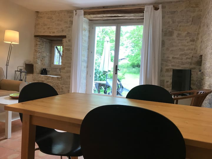 L'Ecurie - 2 persons apartment at Canel