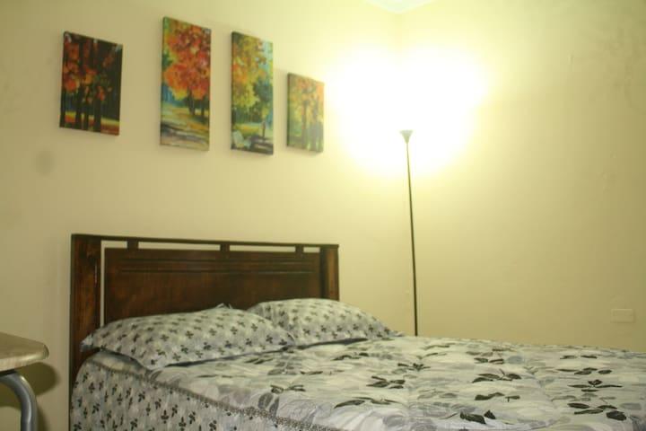 San Jose private  master bedroom