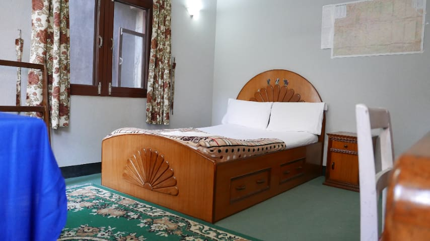 Comfy room in central Lalitpur