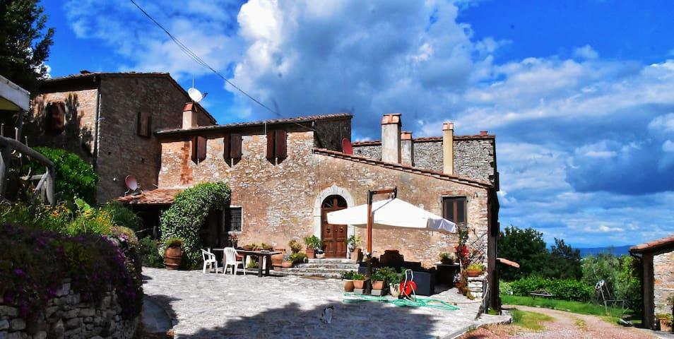 Piccozzo House - Casciana Terme (Toscana) - Casciana Terme - บ้าน