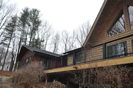 Spacious Lakeside Berkshire Home
