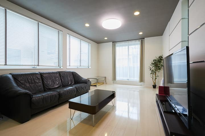 ★5mins from Train Station, Big Room@Shinjuku/WiFi★
