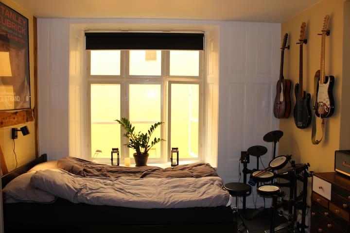 Room in the absolute center of Copenhagen