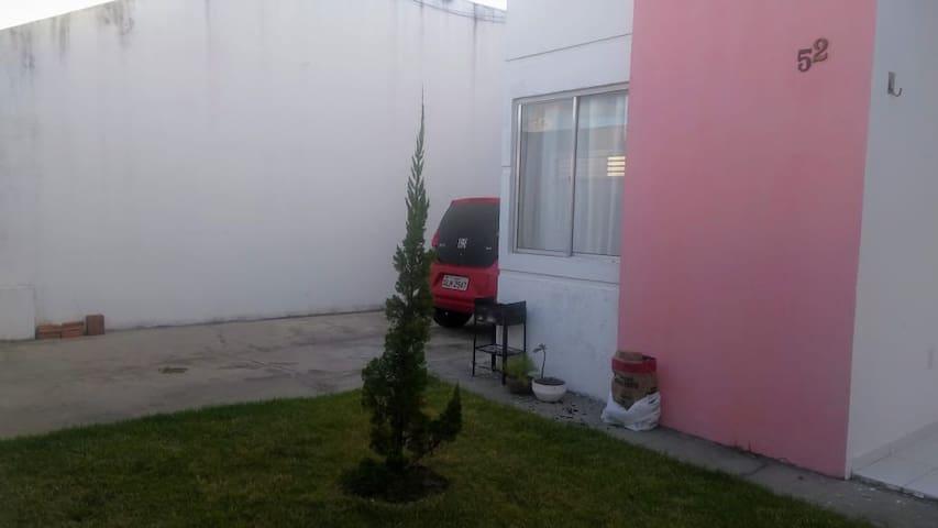 Encantadora casa em Coruripe