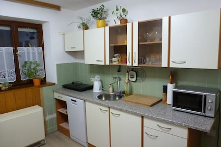 Simple cute little room in one-family house - Tapfheim - 独立屋