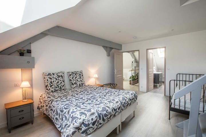 Chambre Douglas Bader : Bed & Breakfast