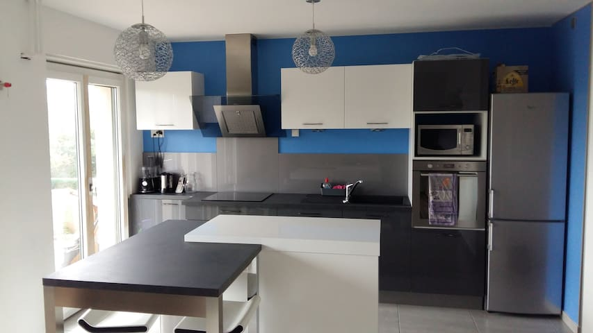 Beautifull apartment in Versoix 4 persons