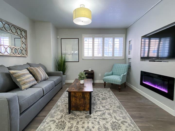 ♥ Newly Remodeled (2020) | Smart Home | *Sleep 4