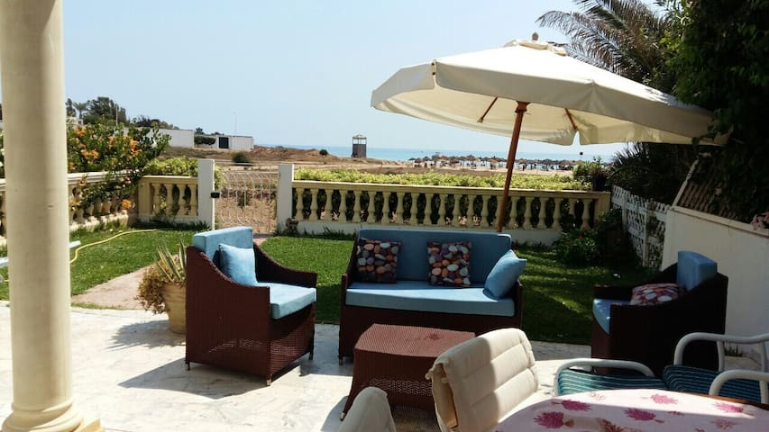 Sea View Villa in Hammamet