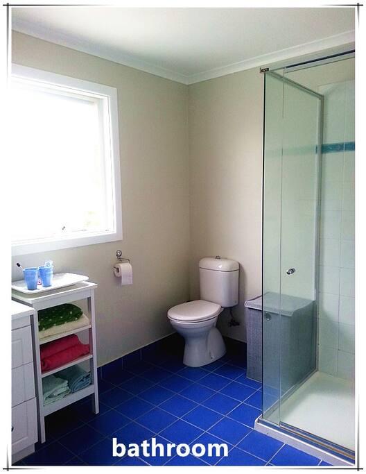 房客单独使用的卫生间