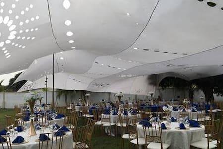 Chrisma Courts ( Guest House & Events)
