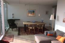 Dinningroom/Livingroom