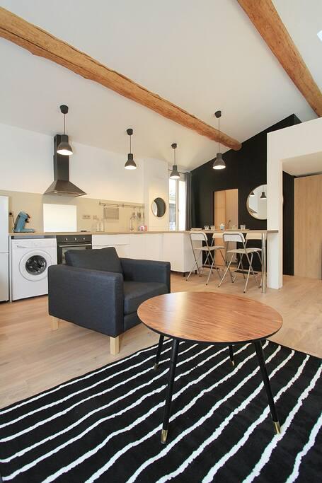 Appartement Martinet