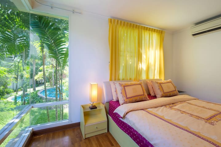 Baan SanPloen HuaHin Condo 3 Bedrooms, Pool View-D