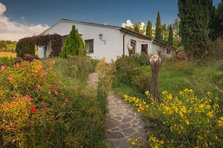 Charming House in a beautiful Tuscan Villa - Seggiano - Willa