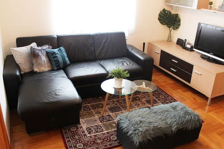 Cute apartment in Zagreb-Near everything!