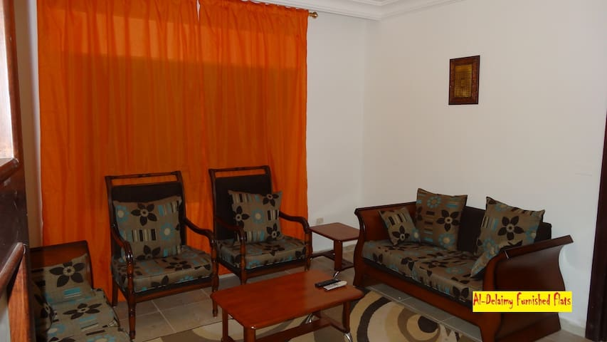 #1B Furnished flat for rent! - Amman  - Byt