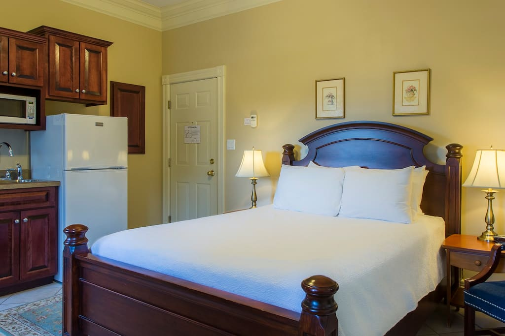 Our beds are the most comfortable in town!
