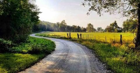 ⭐️ Farmhouse on Sac River ⭐️ 100 acre farm stay
