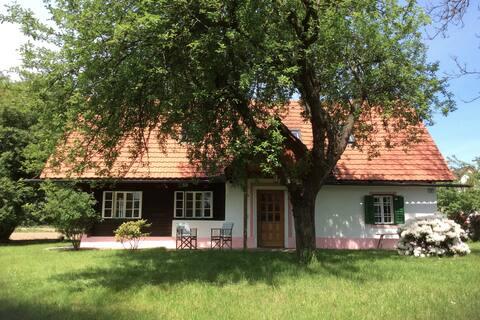 Liebliches Haus im weststeirischen Stil