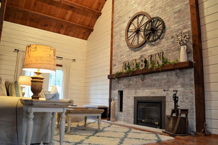 Pioneer Rock Cabin