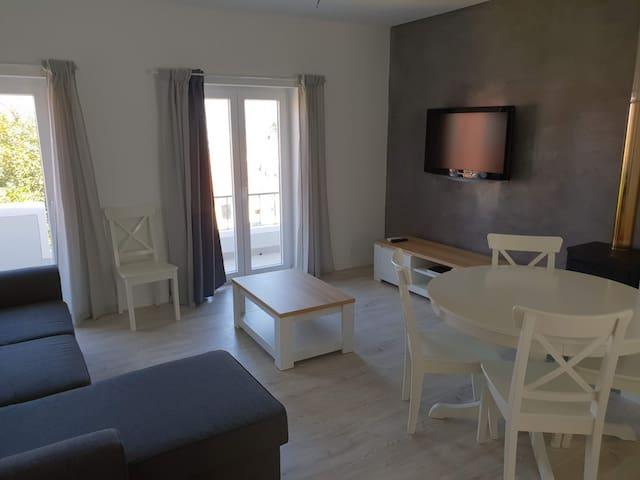 Casa charmosa com pátio e vista sobre Lisboa