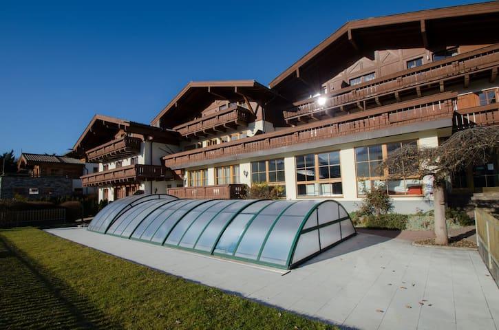 Apartment Select TOP 8 - Glacier View - Piesendorf - Apartemen