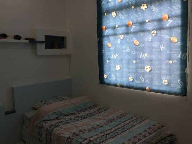 Kota Tinggi Taman Daiman Jaya Single Bedroom - Kota Tinggi - Hut