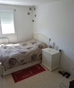 Appartement sympathique à partager - Rouen - Bed & Breakfast