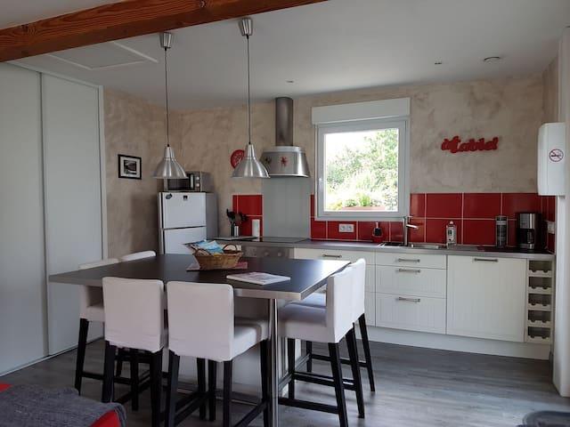 Maison idéalement située à Carantec